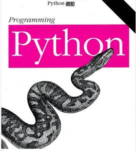 【PDF】Python菜鸟教程进阶插图