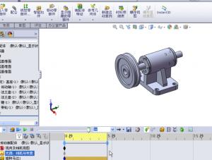 solidworks组装件有限元分析,流场分析的步骤插图1