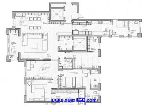 85后夫妻设计的新家,打造纯粹的极简生活插图