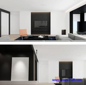 85后夫妻设计的新家,打造纯粹的极简生活插图2