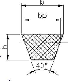 非标自动化设计教程,传动带设计计算插图4