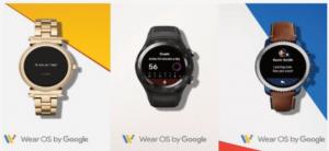 谷歌智能手表